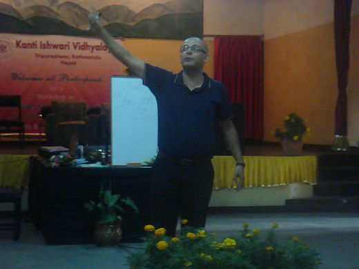 uday sharma training 1